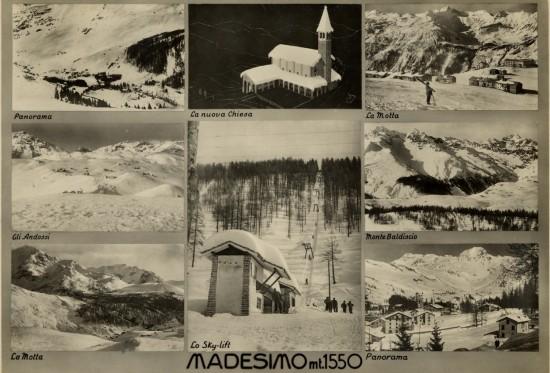 Cartolina Madesimo